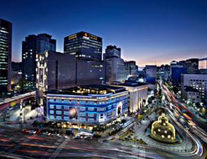 Грандиозный проект в Сеуле